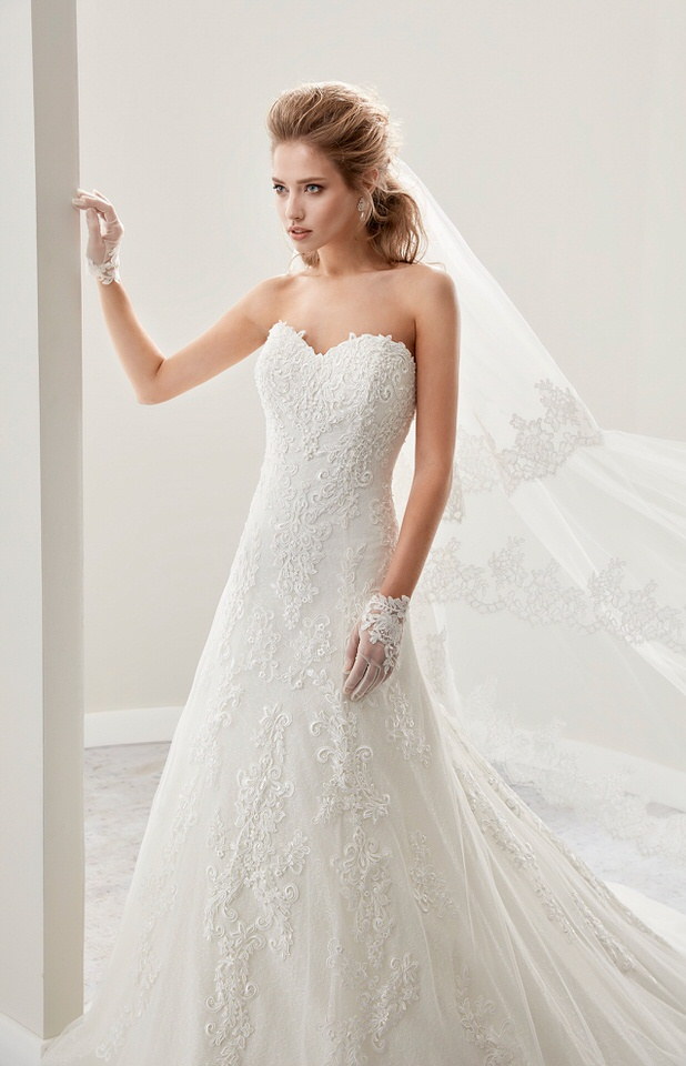 Die neue Brautmoden Kollektion 2019 von Happy Bride ...