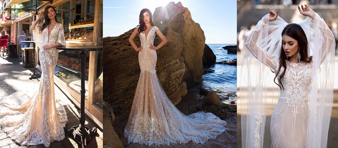 Abendkleid, Anzug und Brautkleid leihen, mieten bei Happy-Bride in