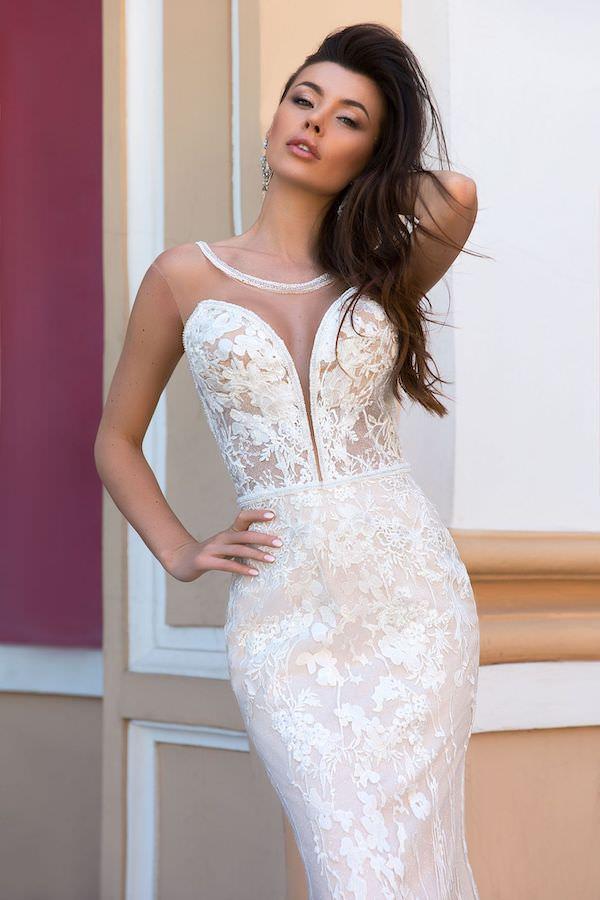 Verführerisches Brautkleid