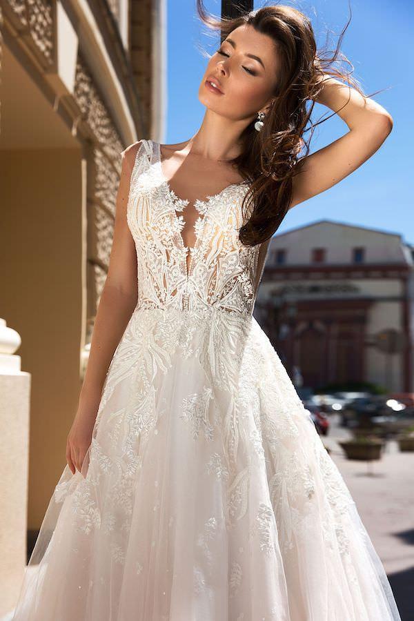 Ida Torez Hochzeitskleid