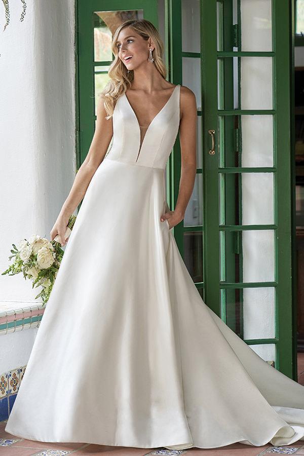 Hochzeitskleid von Jasmine