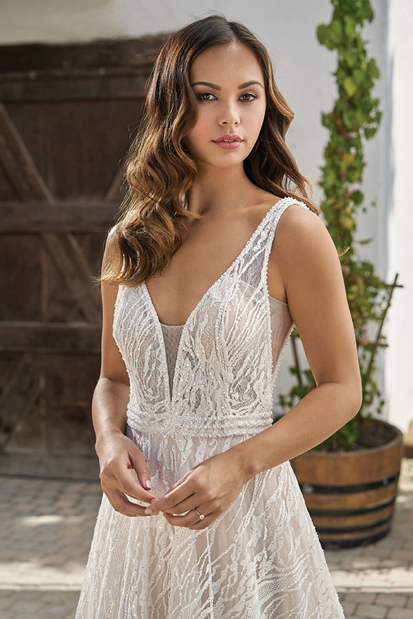 Jasmine Hochzeitskleid