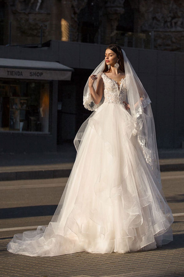 Pollardi Hochzeitskleid